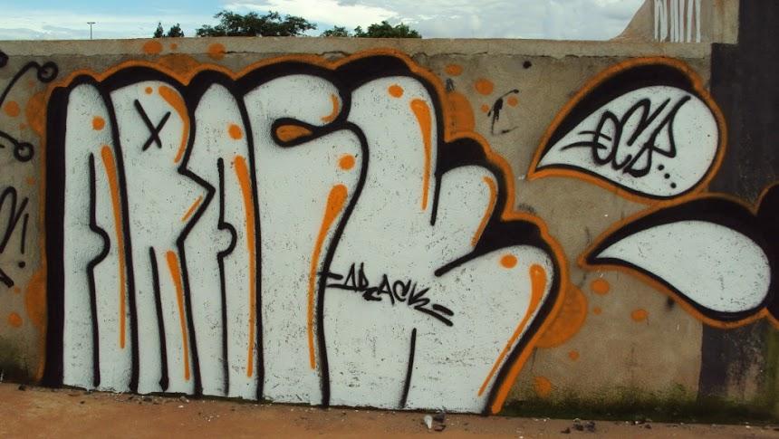 ARACK graffiti bomb