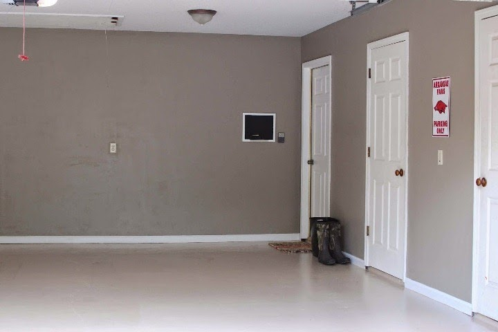 Best garage wall paint color Indoor wall color ideas