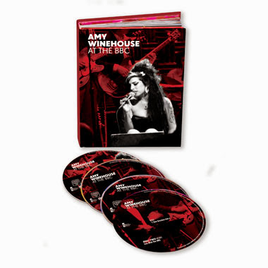 AMY WINEHOUSE AT THE BBC CD