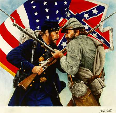 civil war soldiers