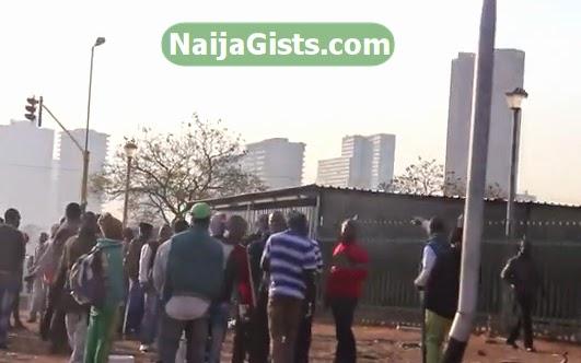 nigerians asylum south africa