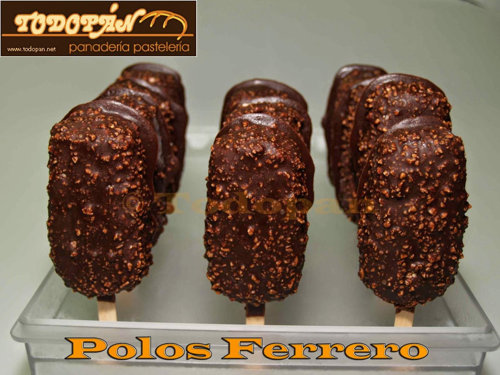 Polos Ferrero Rocher