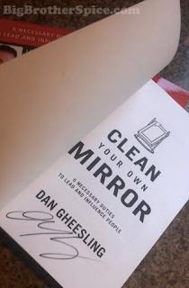 Big Brother Dan Gheesling Book