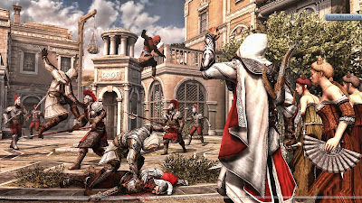 Assassin's Creed Brotherhod Türkçe Full İndir