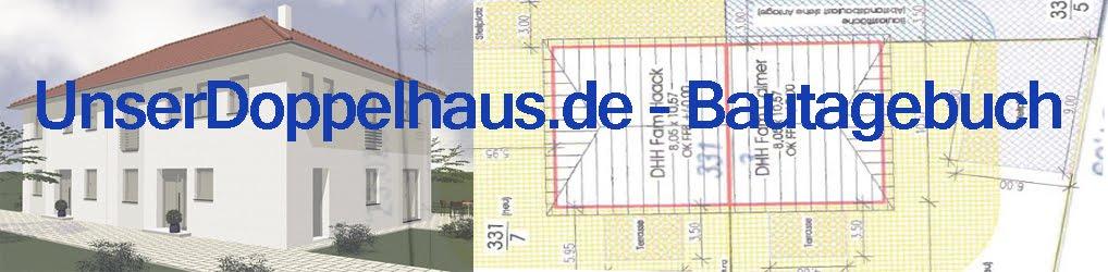 UnserDoppelhaus.de - Bautagebuch