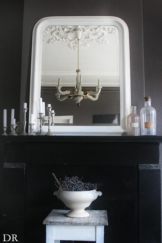 Things i like woonkamer - Spiegel in de woonkamer ...