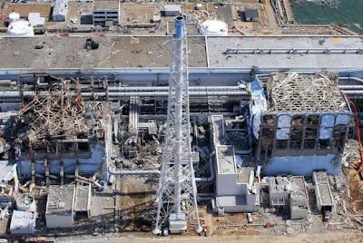central nuclear Fukushima-1