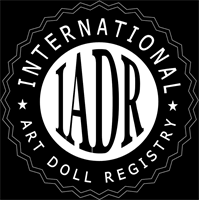 Proud Member of the International Art Doll Registry