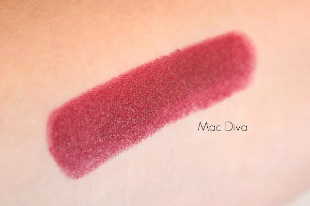 Mac Diva Listick