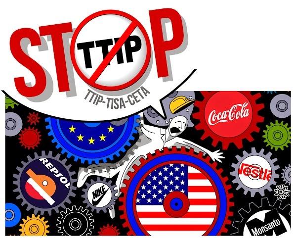 STOP TTIP-TiSA-CETA