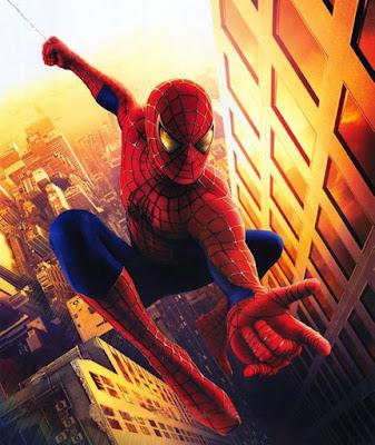"""Gambar Spiderman - Arti dan Maksud Salam 3 Jari """"El Diablo""""  Waspadalah"""