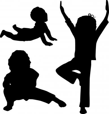 Asanas para niños