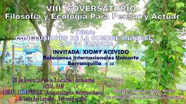 VIII CONVERSATORIO 26 ENERO 2016