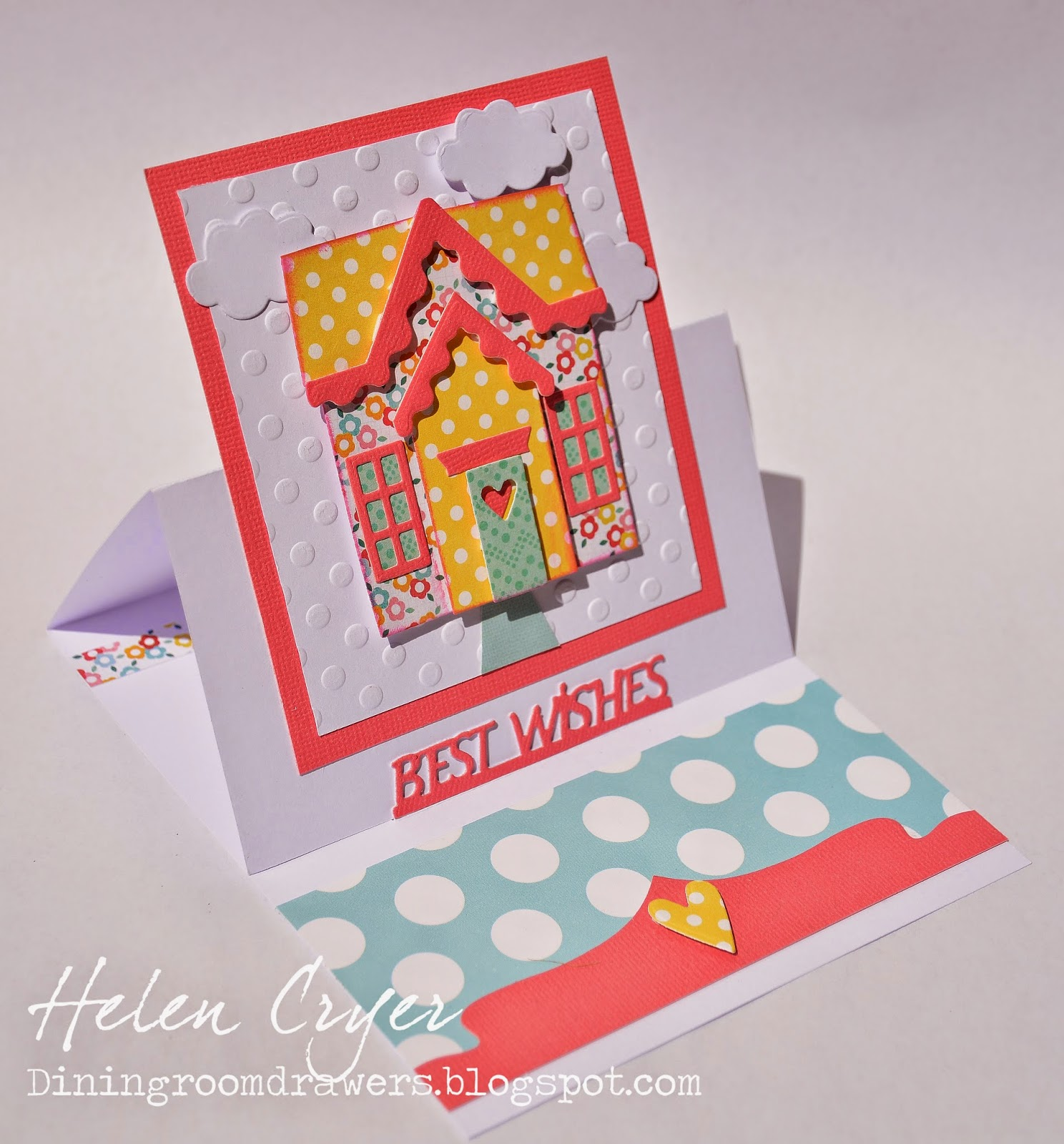 Elizabeth Craft Designs Stand Up Helpers : The dining room drawers elizabeth craft design s july