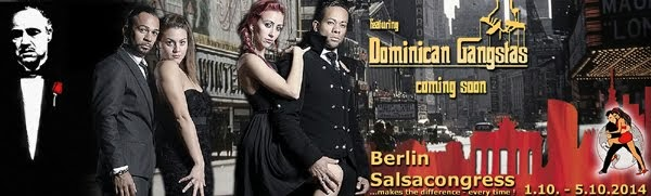 BERLIN SALSA CONGRESS 2014