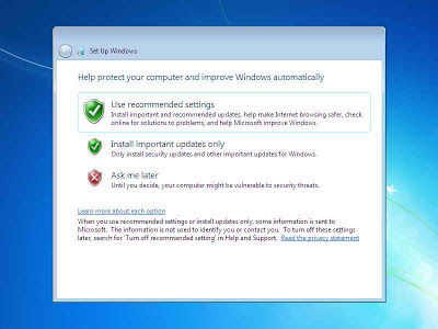 Install Ulang Windows 7 Terlengkap