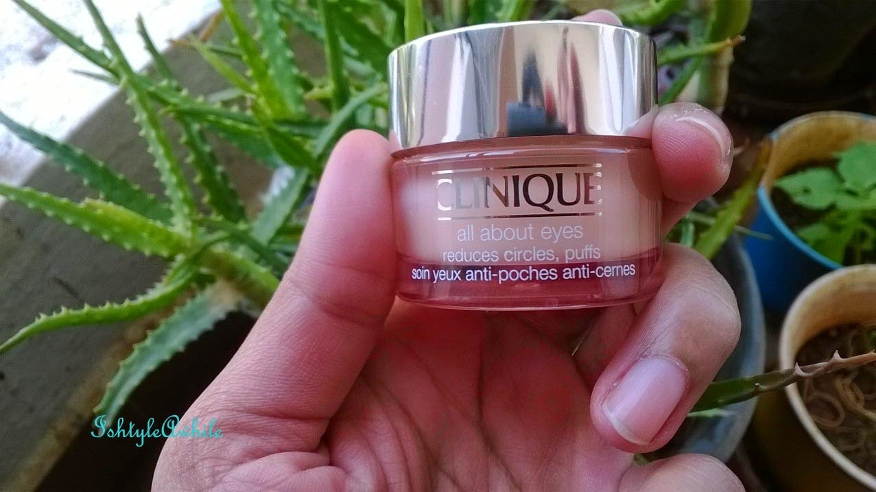 Summer Ma(Y)gic #2:REVIEW: Clinique All about Eyes image