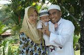 Ibu, Ayah & Naufal