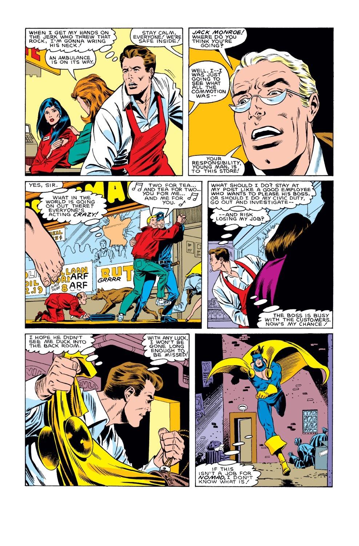 Captain America (1968) Issue #307 #235 - English 12
