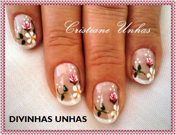 Camila Lucena   Modelos de unhas decoradas do meu