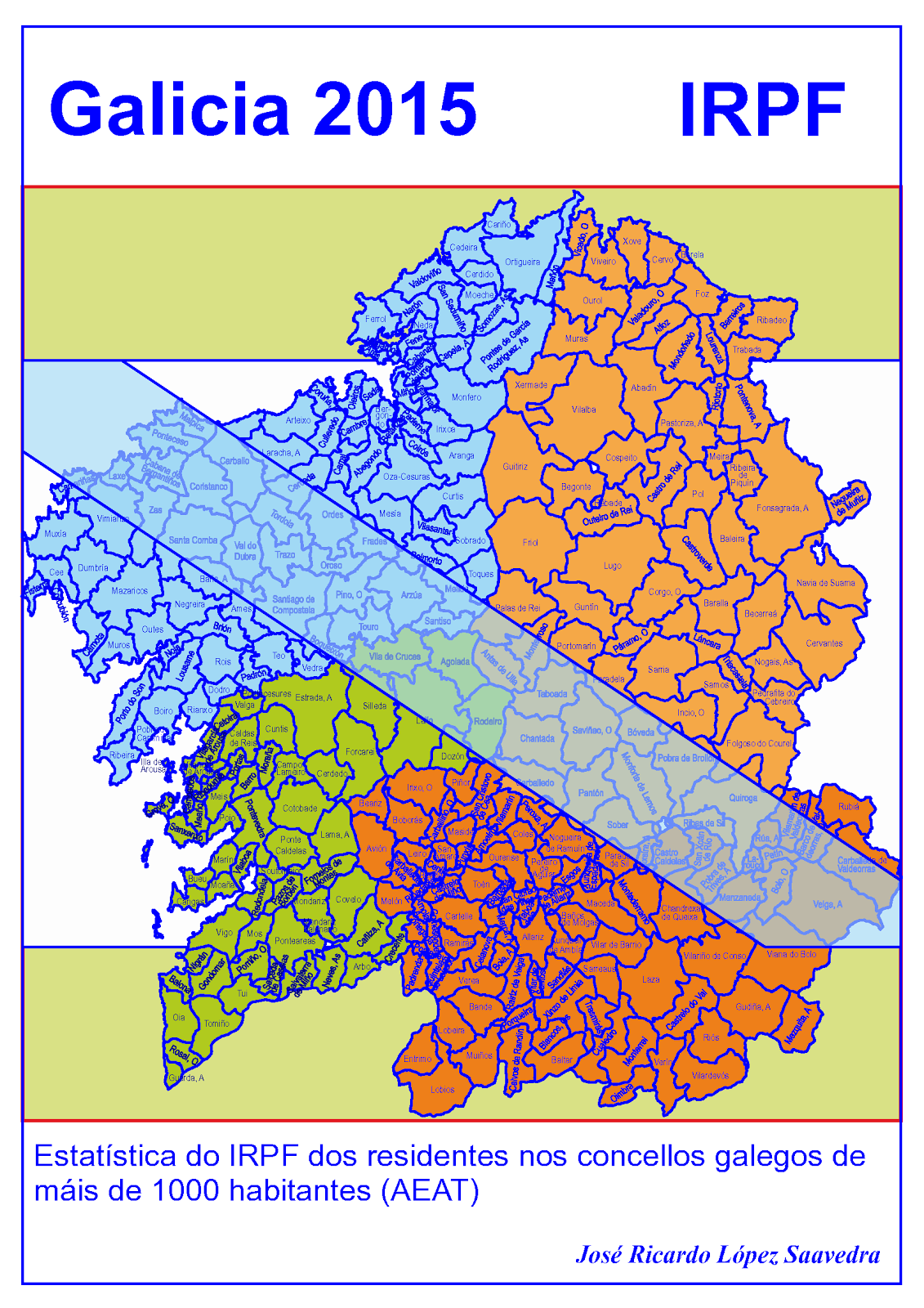 Galicia IRPF 2015