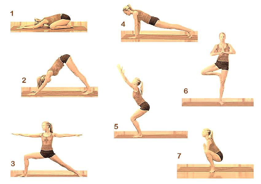 Aquí os dejo algunos ejercicios básicos que podéis realizar con