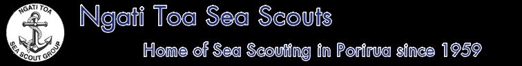 Ngati Toa Sea Scouts