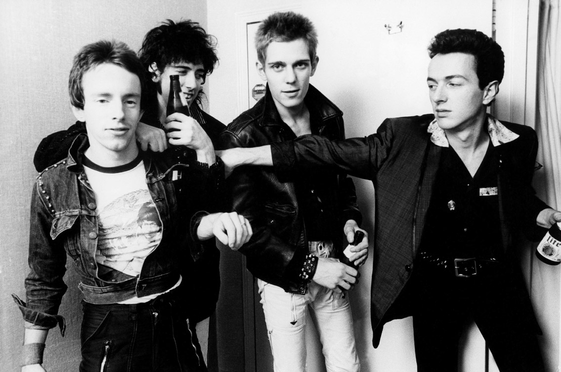 My dirty music corner: THE CLASH