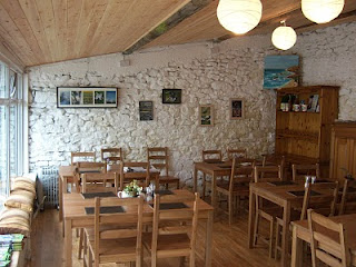 The Cafe at Knockdrinna Artisan Farm Shop