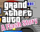 Grand Thef Auto - Flash Story