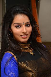 Malavika Menon in Green anarkali Salwar Suit Dress Beautiful Pics
