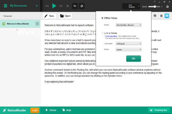 free download naturalreader professional version
