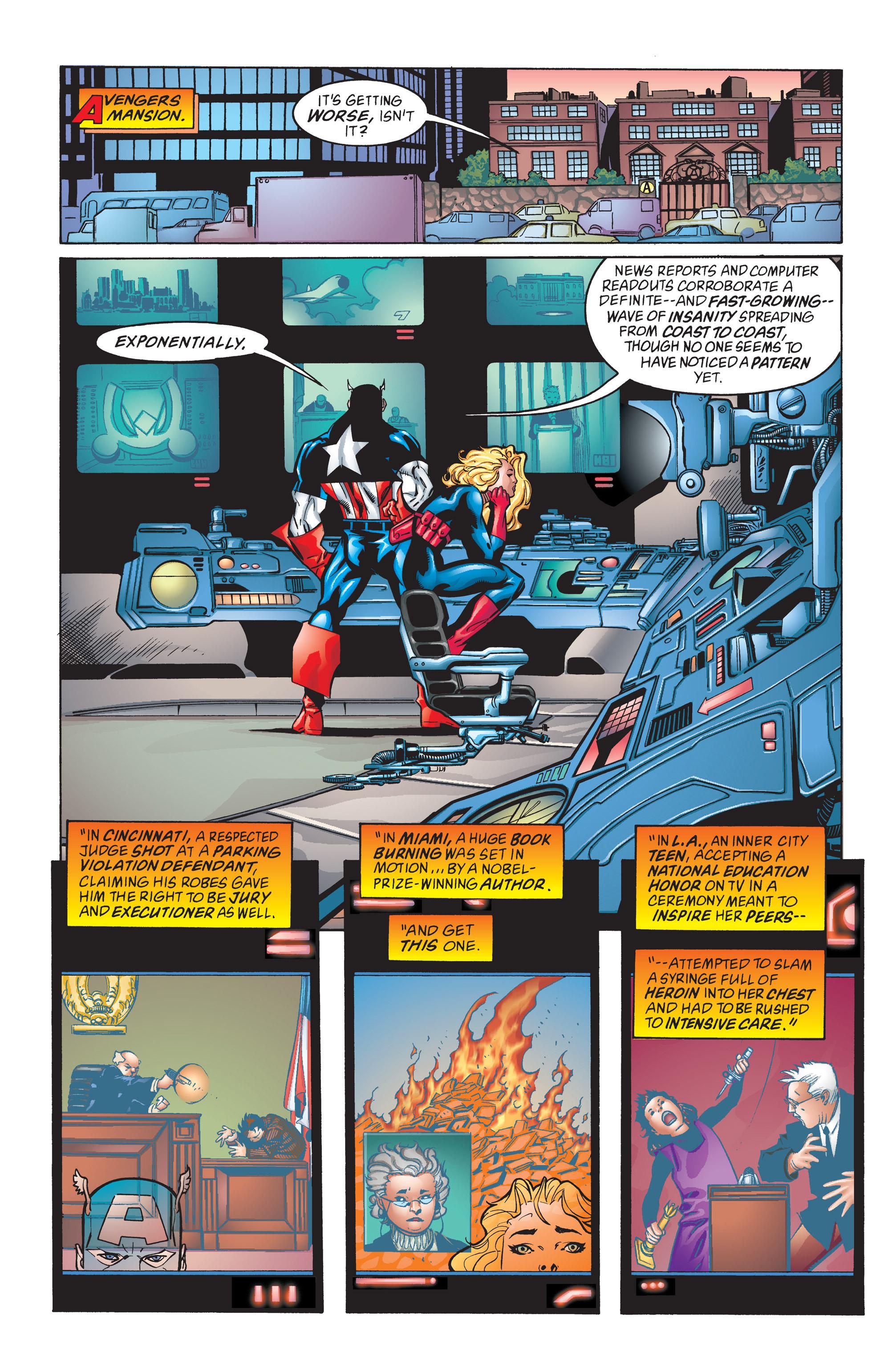 Captain America (1998) Issue #10 #16 - English 13