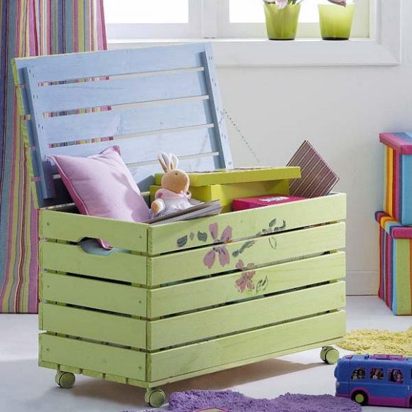 C mo organizar los juguetes de los ni os decoguia tu gu a de decoraci n - Estanterias guardar juguetes ...