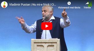 Vladimir Pustan 🔴 Nu mi-e frică