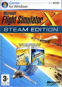 Microsoft Flight Simulator X Full Version PC Game Free