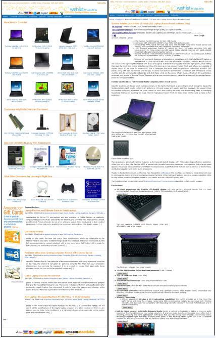 Amazon Html Templates Amazon V2 :Wordpress Template for Amazon » SCRiPTMAFiA.ORG | Download Full Nulled Scripts