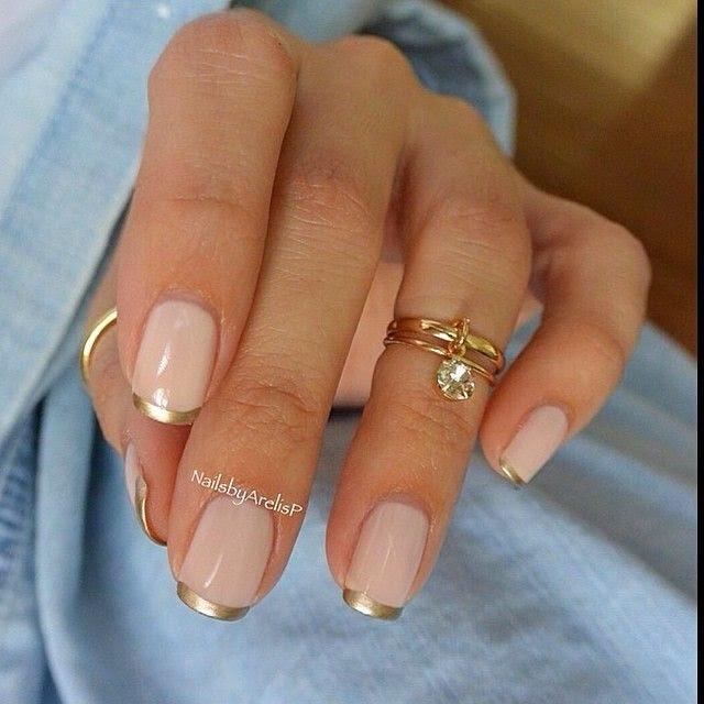Pinterest Inspired Nails