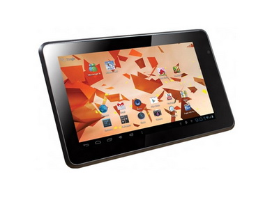 Manufacturer ICE X Electronics has launched ICE Xtreme 7 ICS tablet