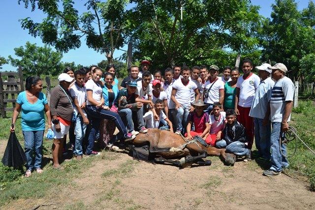 EL ROBLE SUCRE-COLOMBIA INSTITUCION TECNICO AGROPECUARIO ANIBAL GANDARA CAMPO-EL SITIO-