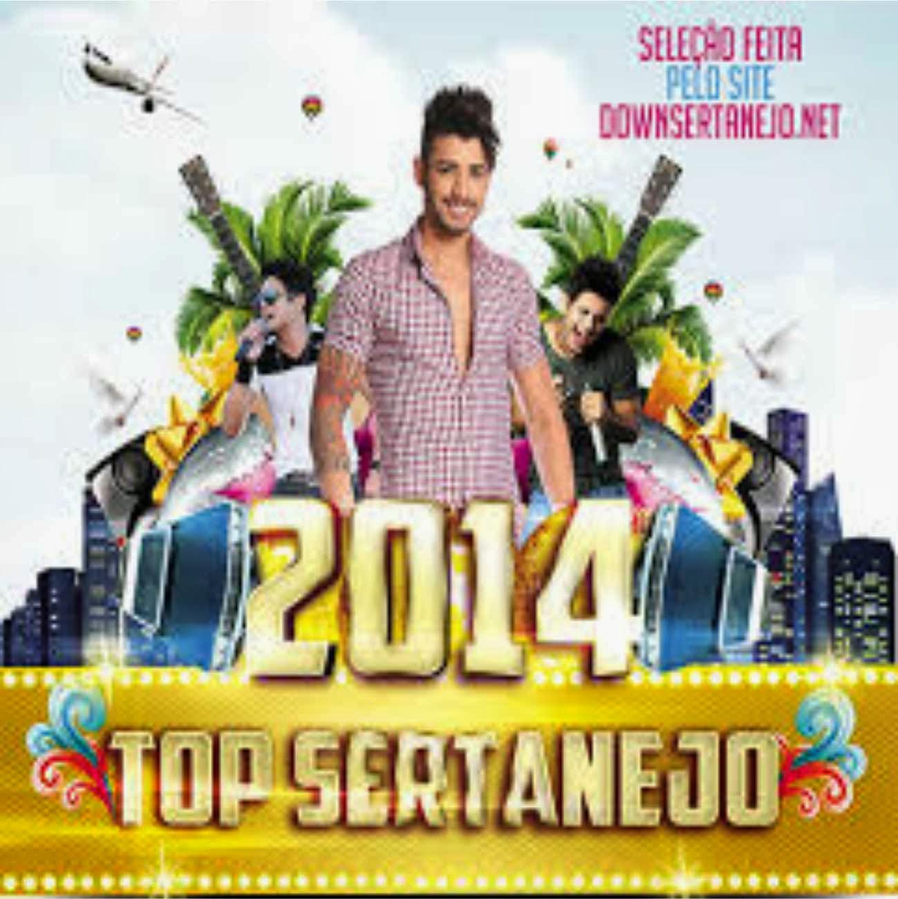 Músicas, Gaúchas, Bandinhas E Sertanejas: Sertanejo Top (2014