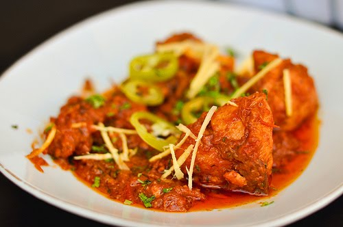Chicken Karahi By Chef Zakir