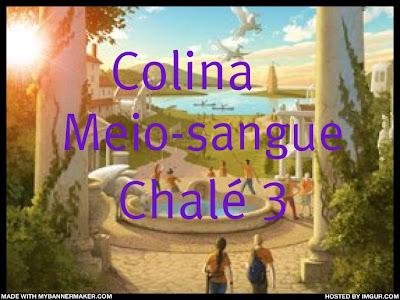 Colina Meio-Sangue Chalé 3