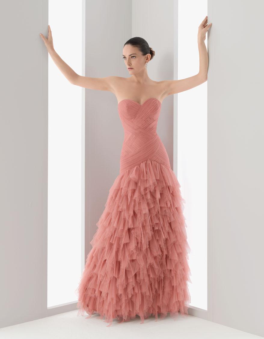 Vistoso Novia Vestido De Salida Ornamento - Colección de Vestidos de ...