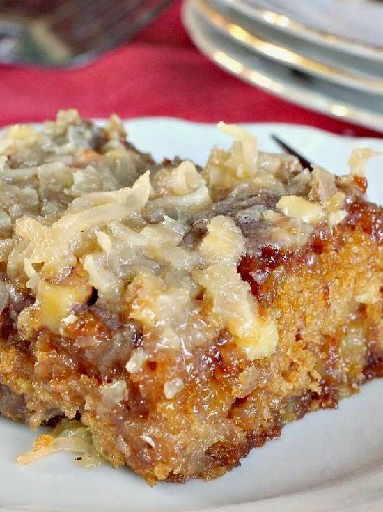 Texas Tornado Cake | FoodGaZm..