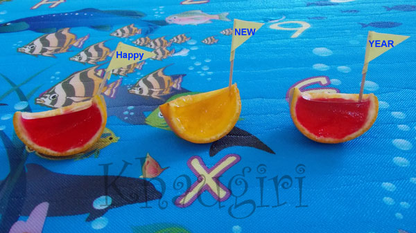 back with a jelly boats......