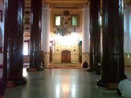 Tiang Masjid Agung Demak