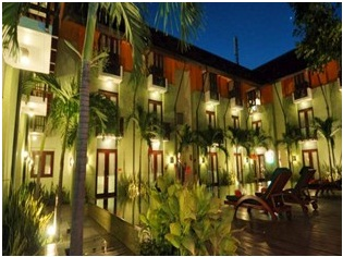 BANDARA NGURAH RAI Harris Hotel Tuban Adalah Yang Beralamatkan Di Jl Dewi Sartika Bali Indonesia 80361 Ini Dilengkapi Dengan 66