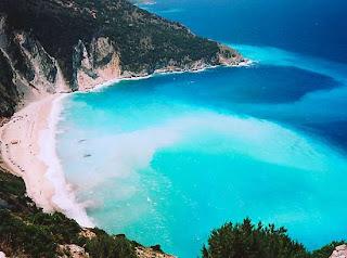 Pantai Myrtos