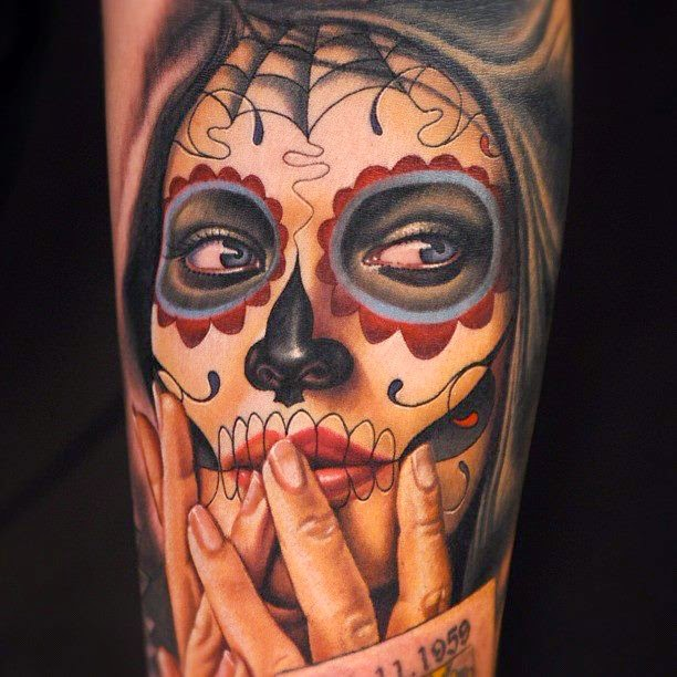 ♥ ♫ ♥ Awesome Holy Mother tattoo ♥ ♫ ♥